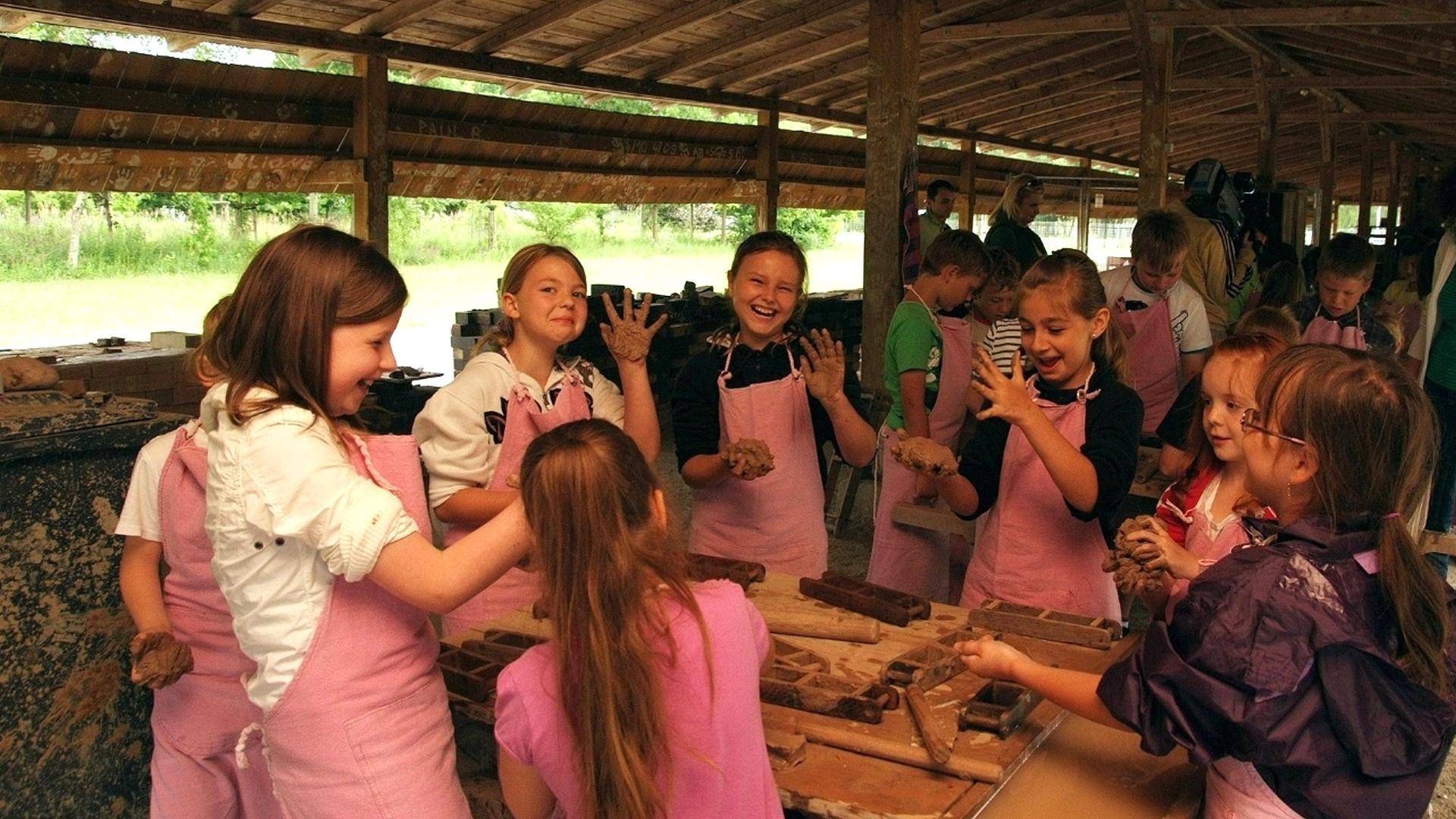 Camping-Zelten-Mecklenburg-Seenkette-Mueritz-Alter-Hafen-Klassenfahrt-Klassenreise-04